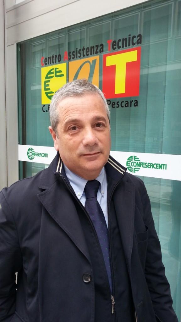 Raffaele Fava - Presidente Confesercenti Pescara