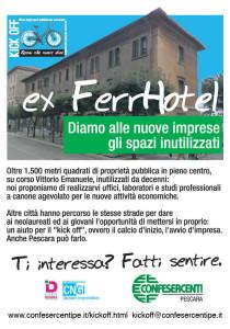 exFerrhotel Confesercenti Pescara