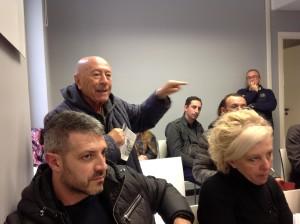 Riunione Confesercenti Pescara 29-10-2015