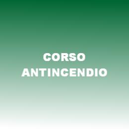 Corso ANTINCENDIO a Pescara