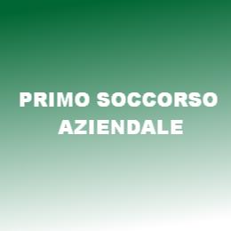 Corso PRIMO SOCCORSO AZIENDALE a Pescara