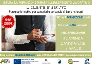 Cameriere Pescara
