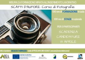 Corso Fotografia Pescara