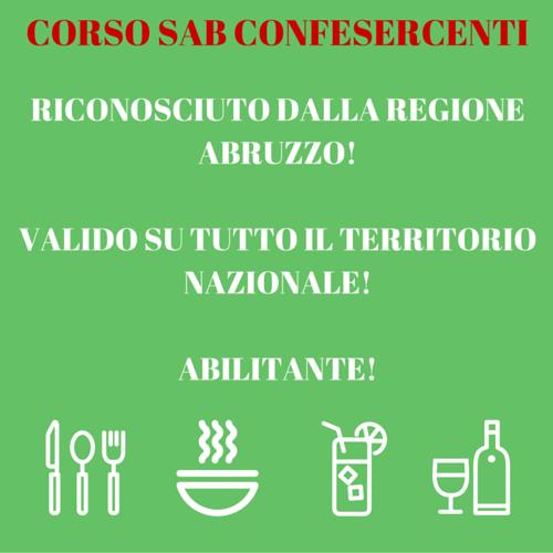 SAB Somministrazione Alimenti e Bevande Pescara