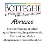 Botteghe di Mestiere Abruzzo 2016